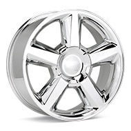 Sport Muscle V64 Chrome Plated Wheels