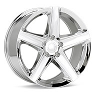 Sport Muscle V69 Chrome Plated Wheels