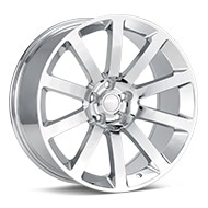 Sport Muscle V70 Chrome Plated Wheels
