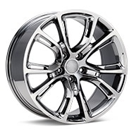 Sport Muscle V71 Black PVD Wheels