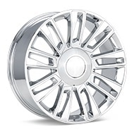 Sport Muscle V78 Chrome Plated Wheels