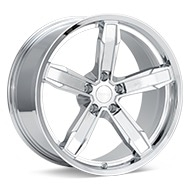 Sport Muscle Z10 Chrome Plated Wheels