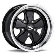 Starke Design SC16 Black w/Mach Lip Wheels