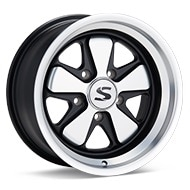 Starke Design SC16 Machined w/Black Accent Wheels