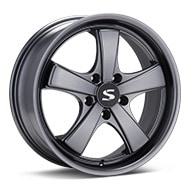 Starke Design SC19 Gunmetal Painted Wheels