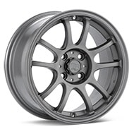 TRMotorsport C1M Light Grey Painted Wheels