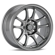 TRMotorsport C1 Light Grey Painted Wheels