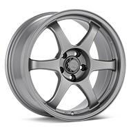 TRMotorsport C2 Light Grey Painted Wheels