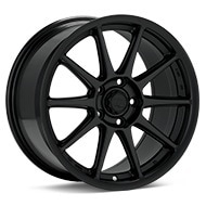 TRMotorsport C3 Black Painted Wheels