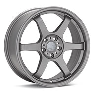 TRMotorsport C4 Light Grey Painted Wheels