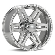 Ultra Badlands Polished Wheels