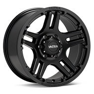 Ultra Bully Black Painted Wheels