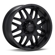 Ultra Hunter Black Painted Wheels