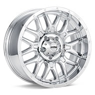 Ultra Hunter Chrome Plated Wheels