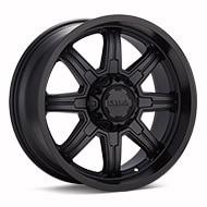 Ultra Menace Black Painted Wheels