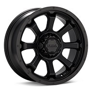 Ultra Nemesis Black Painted Wheels