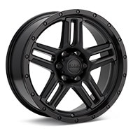 Ultra Prowler Black Painted Wheels