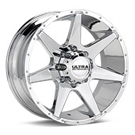 Ultra Tempest Chrome Plated Wheels