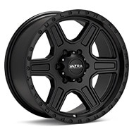 Ultra Vagabond Black Painted Wheels