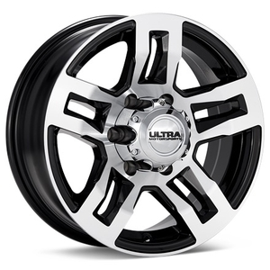 Looking for trailer wheels? Check out these new styles by Ultra Trailer Wheels.