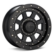 KMC XD Series XD137 Black Painted Wheels